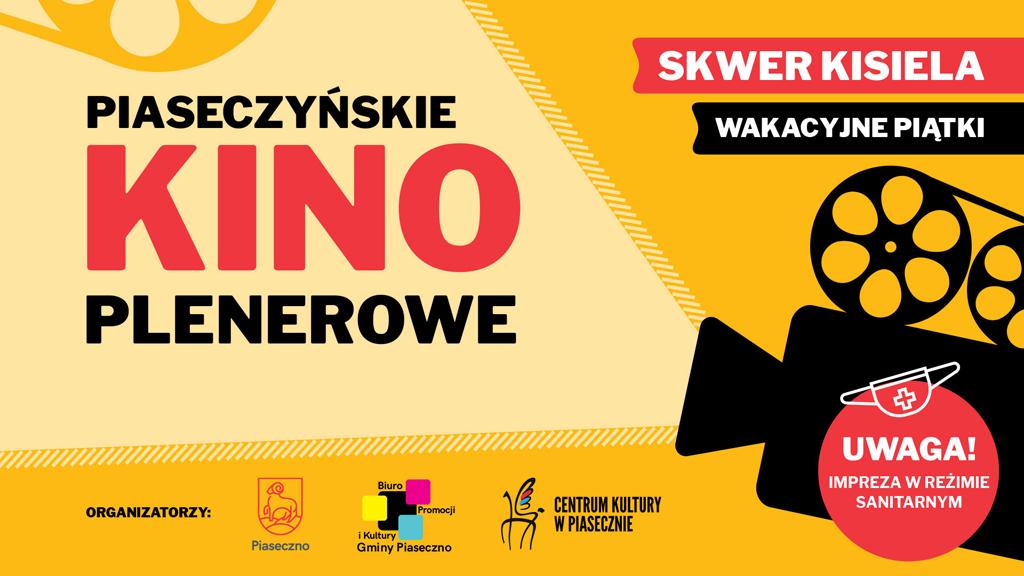 Kino Plenerowe w Piasecznie